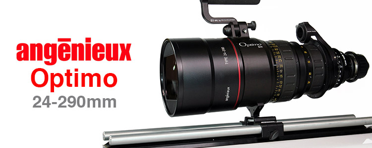 Angenieux Optimo 24-290 Lens Rentals