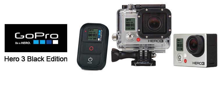 gopro hero 3 rental
