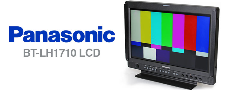 panasonic-bt-lh1710-lcd-monitor-rental