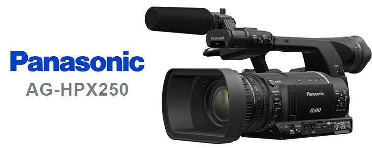 Panasonic Ag Hpx250 Camcorder Rentals